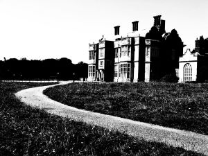 The Approach to Felbrigg Hall