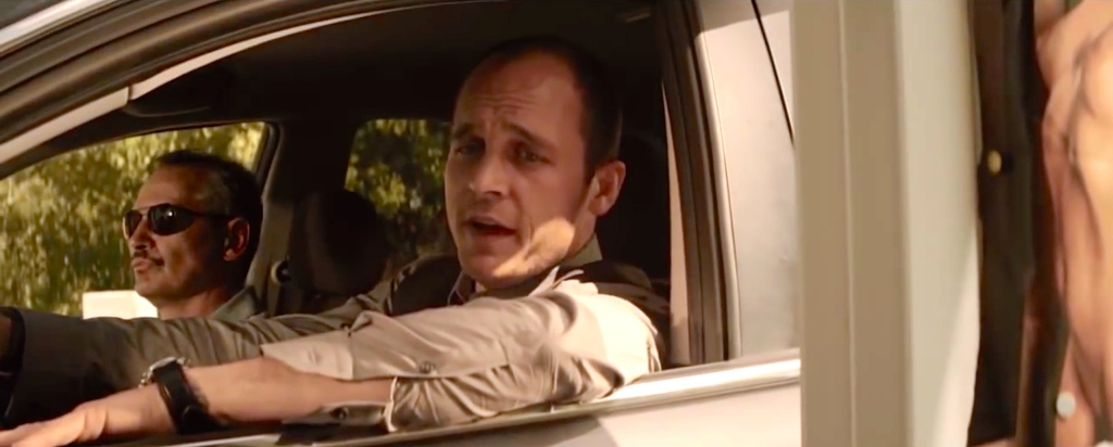 Ethan Embry as Will in Late Phases