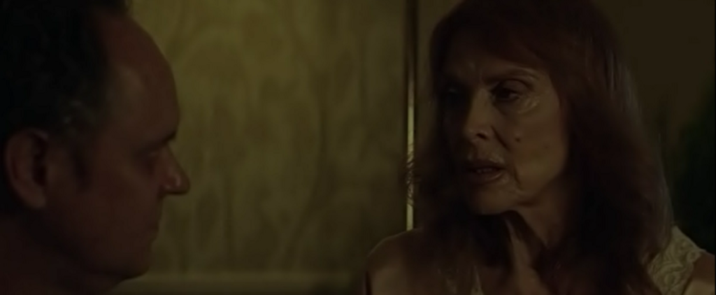 Tina Louise as Clarissa in Late Phases