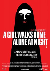 the girl walks home alone at night cover