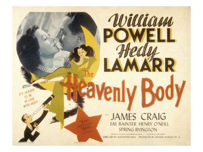the heavenly body 1944